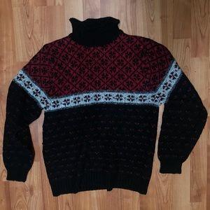 Vintage Authentic St. John's Bay Winter Sweater